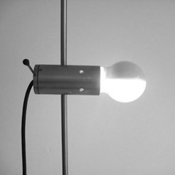 Agnoli 387 Floor Lamp